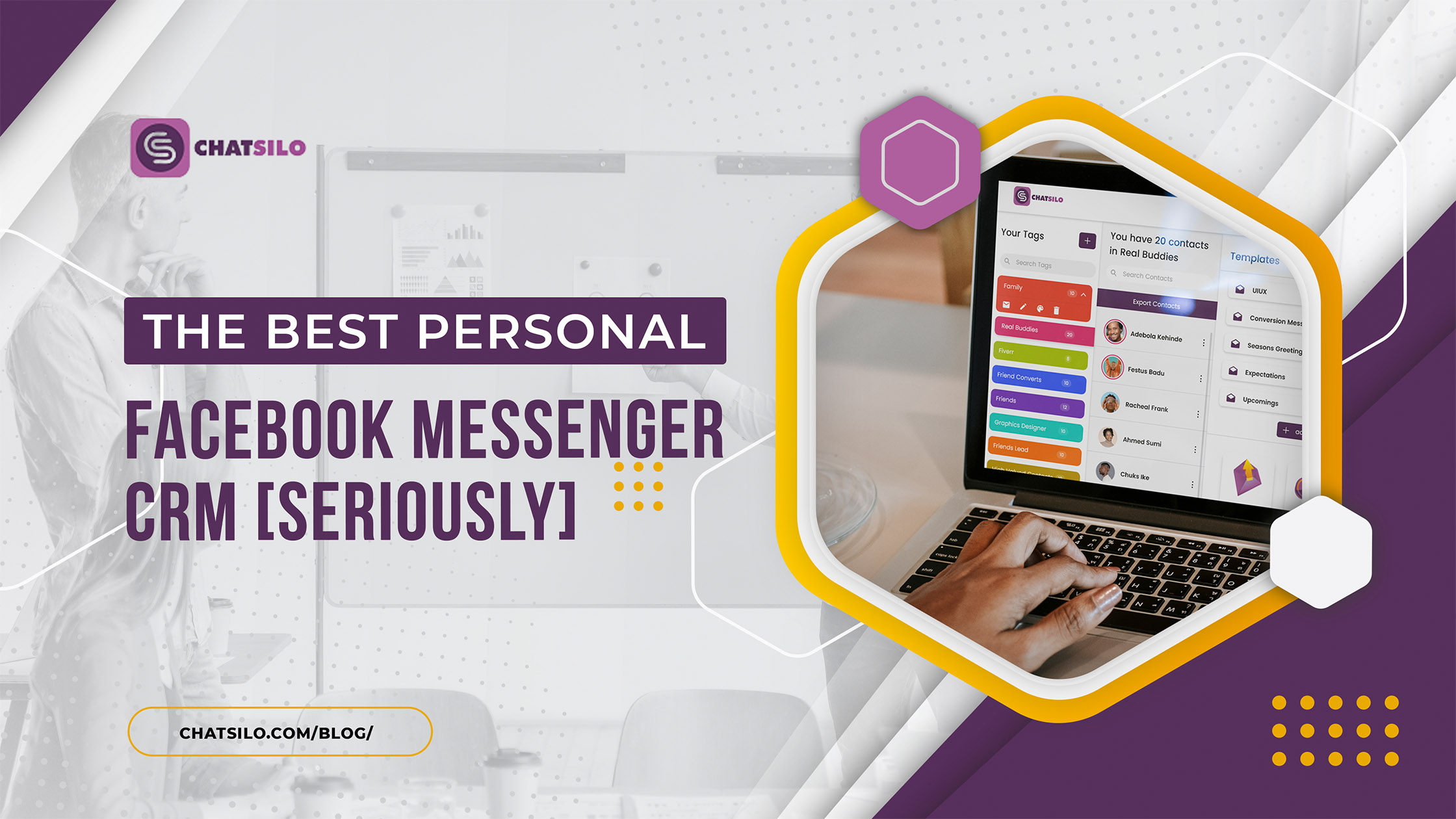 The Best Personal Facebook Messenger CRM [Seriously]