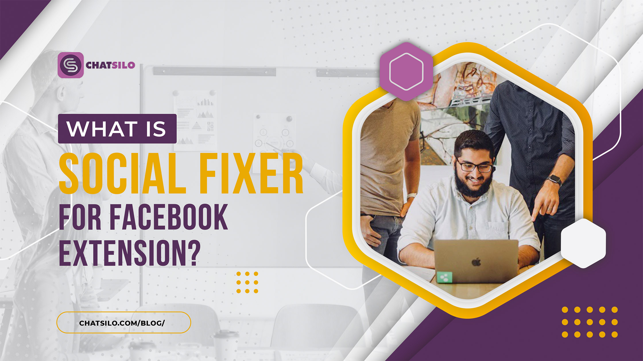 What is Social Fixer for Facebook Extension?
